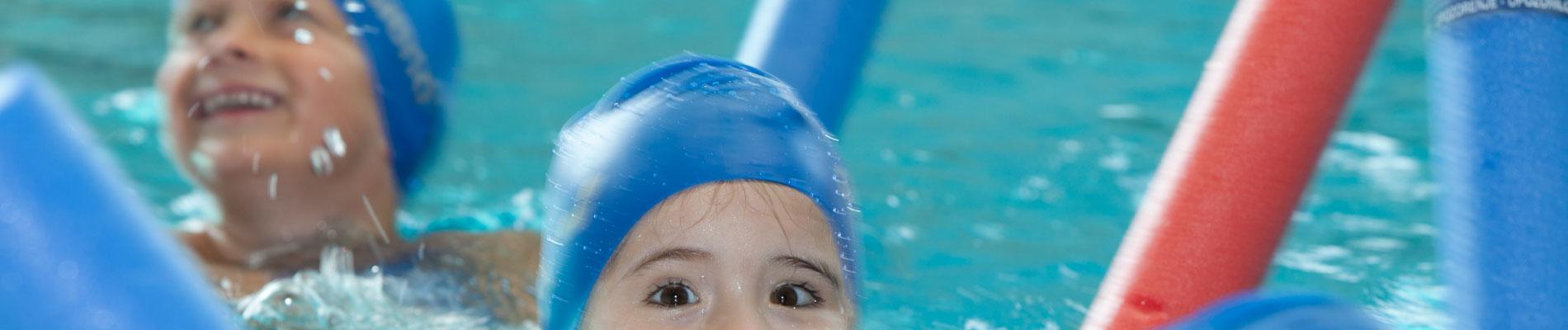 Anfängerschwimmen bei den Wasserfreunden Spandau 04