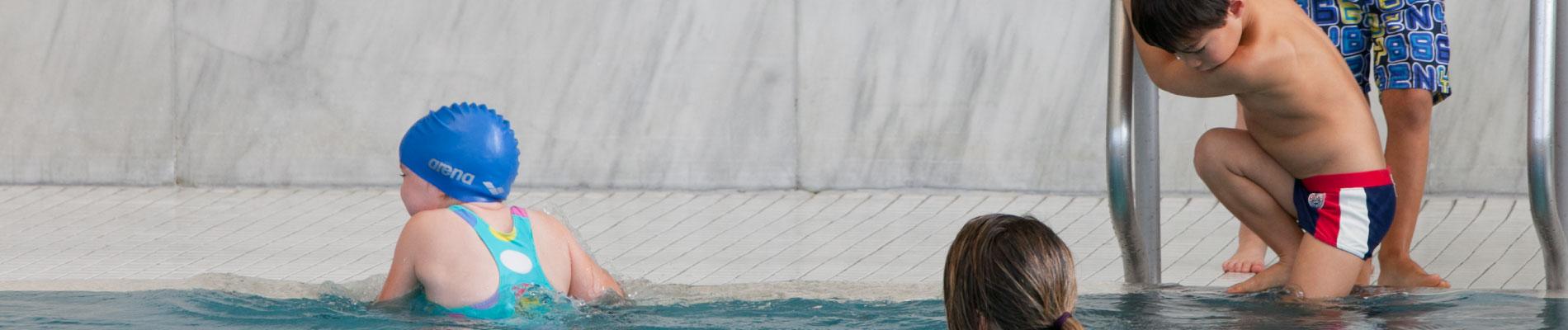 Mutter-Kind-Schwimmen bei den Wasserfreunden Spandau 04